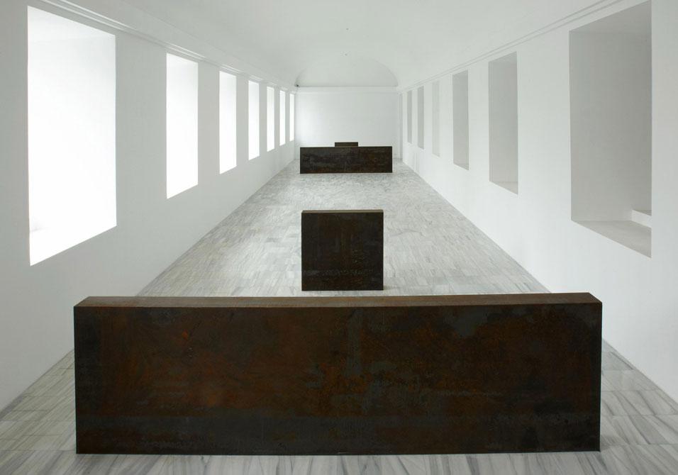 richard-serras-equal-parallelguernica-bengasi-1986-at-museo-nacional-centro-de-art-reina-sofia-madrid