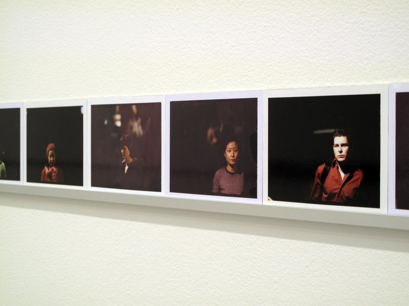 "Philip-Lorca DiCorcia's ""Thousand"" at David Zwirner Gallery, via Primeira Avenida."