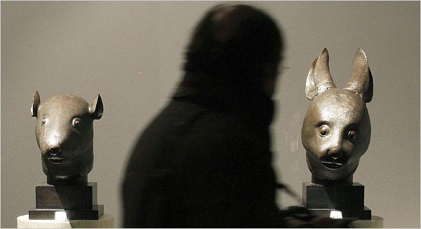 bronze-heads