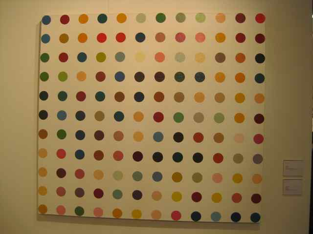 Damien Hirst , Allopurinol, 1992, White Cube London
