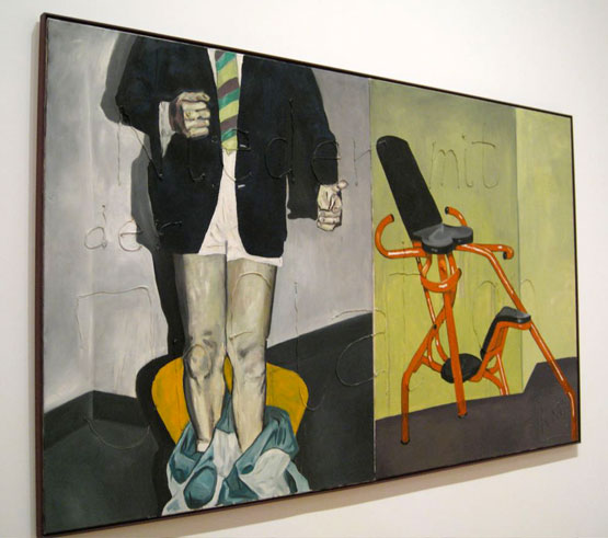 MoMA - Martin Kippenberger - Down with Inflation, 1984