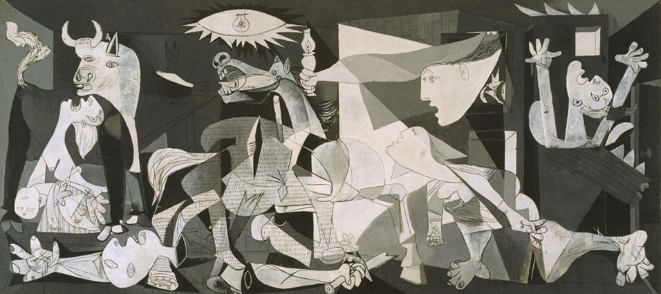 Picasso Guernica-1937