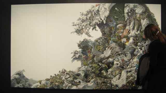 Ikeda Manabu, Foretoken, 2008, Mizuma Art Gallery Toky Beijing