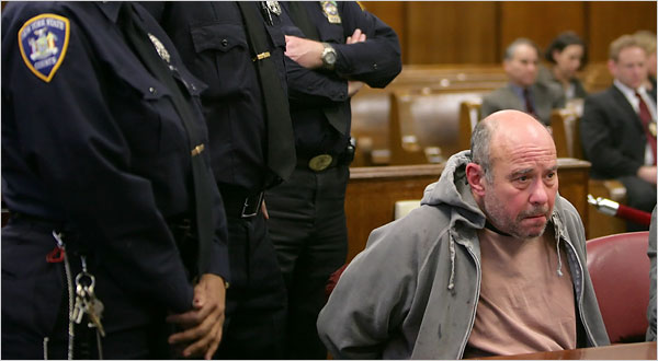 Lawrence B. Salander in Court, Via New York Times