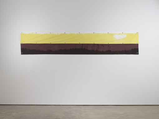 Richard Tuttle, 'Walking on Air, 3', 2008, Via PaceWildenstein