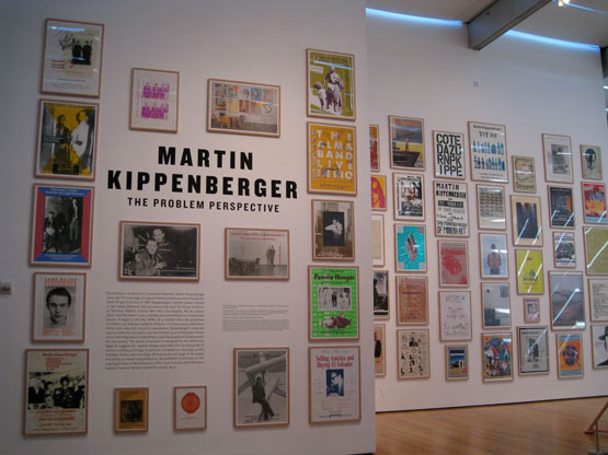 MoMA - Martin Kippenberger - Selected Posters 1978-1997.