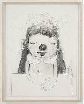 marianne-boesky-yoshitomo-nara-creep-2009