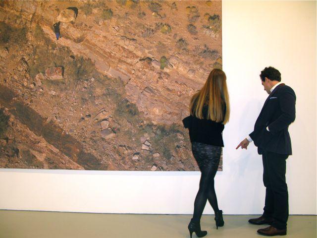 Adel Abdessemed, Grand canyon, 2008