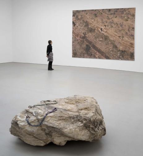 Adel Abdessemed, Grand canyon, 2008, Via David Zwirner