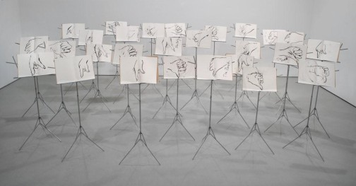 """Abel Abdessemed, """"The best, the most, the only"""", 2009, Via David Zwirner"""