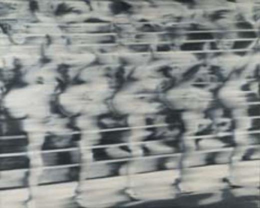 Gerhard Richter, Dancers, 1966, Via Gerhard Richter.com