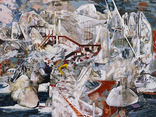 lehmann-maupin-hernan-bas-mystery-bouf-or-the-kingdom-after-the-flood-2009