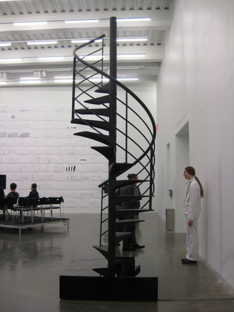 "Louis Gréaud, ""Nothing Is True Everything Is Permitted, Stairway Edit"", 2007"