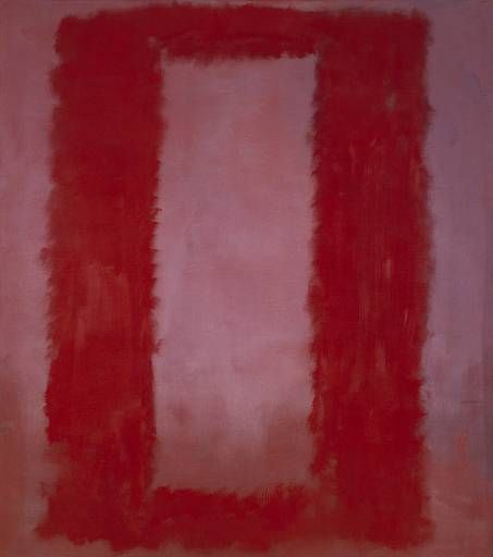 Rothko-Red on Maroon-Seagram Mural-1958-9
