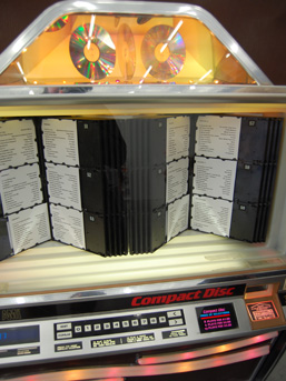 Ruth Ewan, A Jukebox of People Trying to Change the World, 2009, Via NY Art Beat