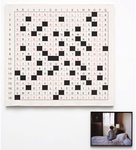 sophie-calle-take-care-of-yourself-crossword-writer-catherine-carone-2007