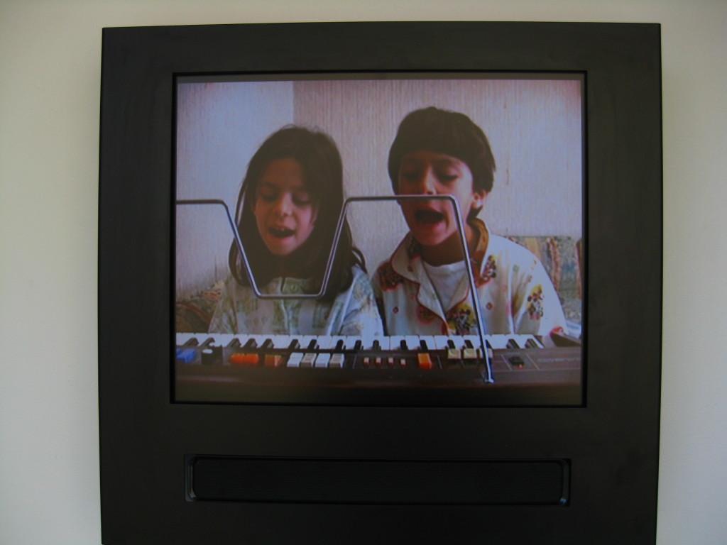 Ziad Antra, WA, 2004, video