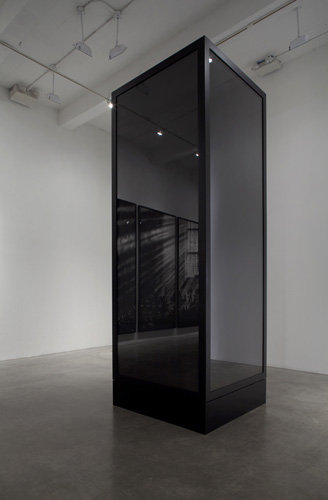 Robert Longo-Black Chamber (For SR & KF)-2009