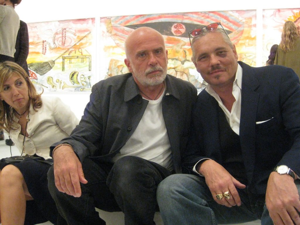artist-francesco-clemente-and-billy-leroy-of-billys-antique-props-photo-by-art-observed