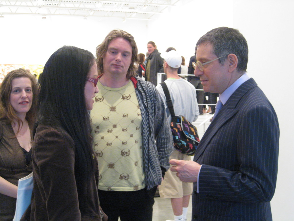 Jeffrey Deitch. Photo by Art Observed.