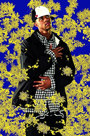 kehinde-wiley-jerry-valdes-after-titiane28099s-tiziano-vecellio