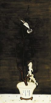 sanyu-cat-and-birds1