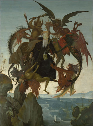 the-torment-of-saint-anthony-michelangelo