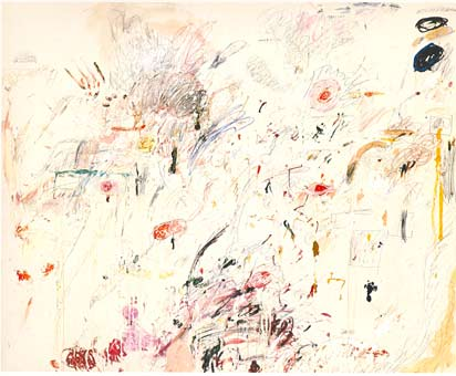Cy Twombly, Empire of Flora