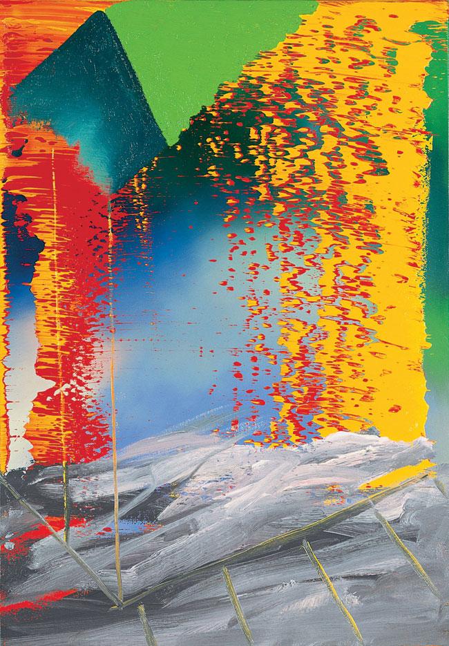 Gerhard Richter, Pavilion