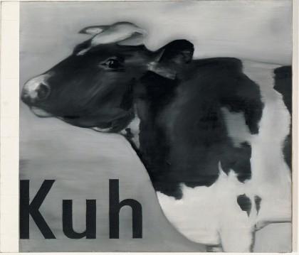 Gerhard Richter, Cow