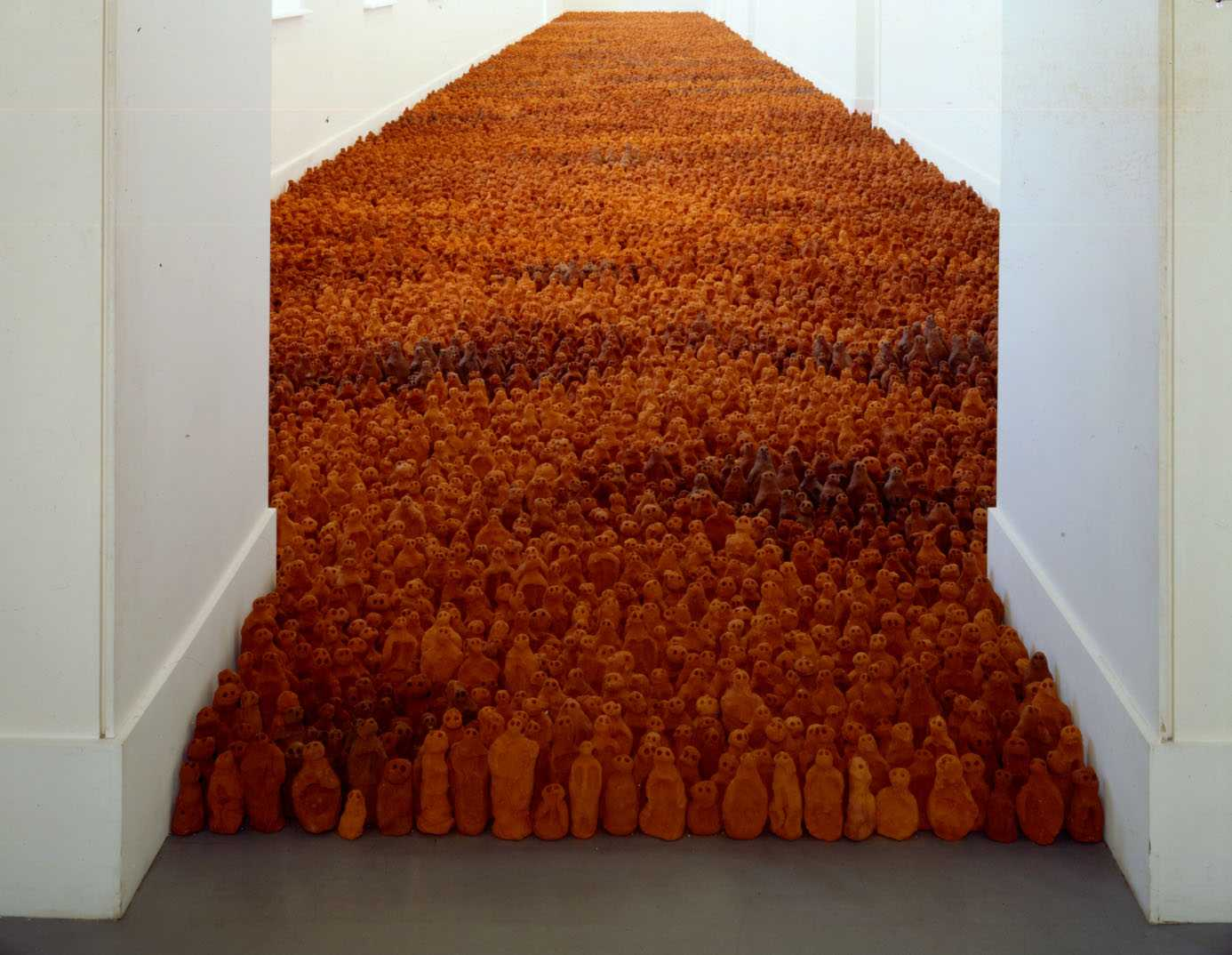 Antony Gormley - Terracotta Army