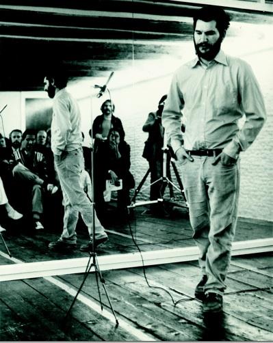 Dan Graham - Whitney Museum - Performance