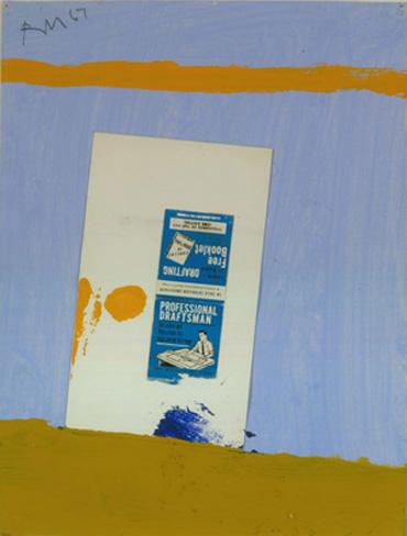 Robert Motherwell, Draughtsman, Open, Bernard Jacobson Gallery