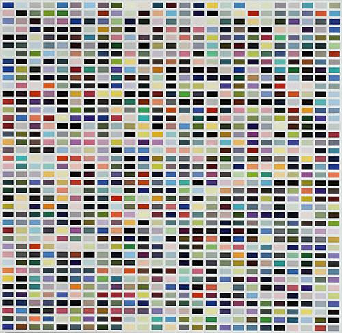 Gerhard Richter - 1025 Farben