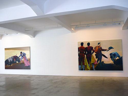Eric Fischl at Jablonka Galerie