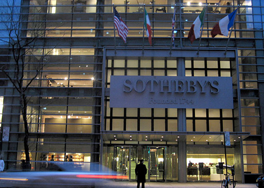 Sotheby's Headquarters