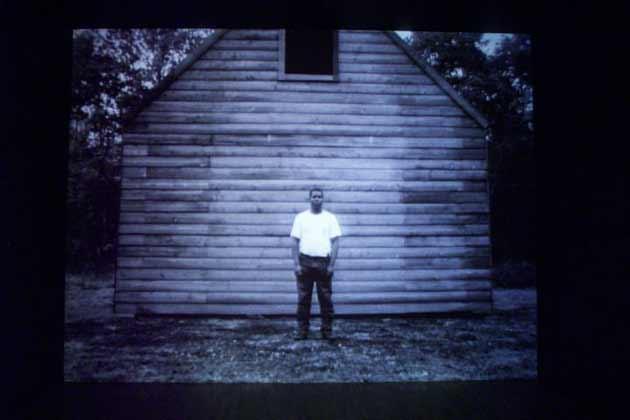 Steven McQueen - Deadpan - 1997 - Creative Time - Times Square