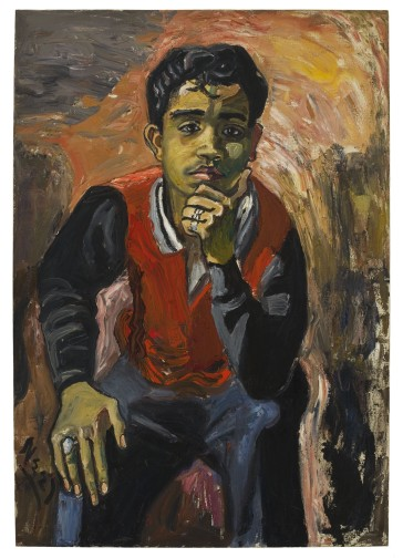 alice-neel-george-arce