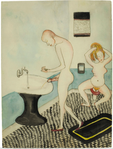 alice-neel-untitled-alice-neel-and-john-rothschild-in-the-bathroom