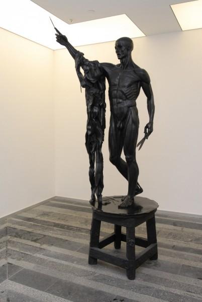 Damien Hirst, Saint Bartholomew, Exquisite Pain