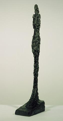 Alberto Giacometti, Femme de Venise IX