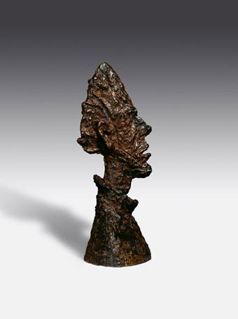Alberto Giacometti, Grande tête de Diego
