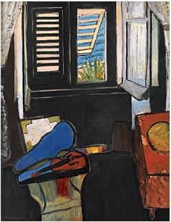 Henri Matisse, Intérieur au violon