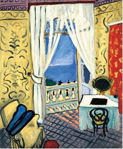 Henri Matisse, Intérieur à la boîte à violon