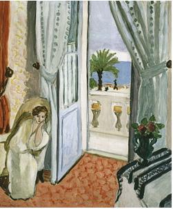 Henri Matisse, Intérieur à Nice