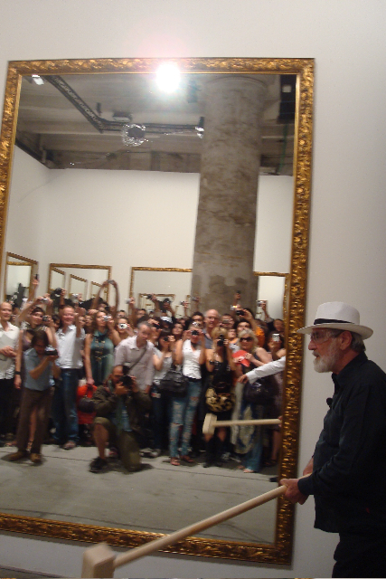 michaelangelo-pistoletto-seventeen-less-one-2