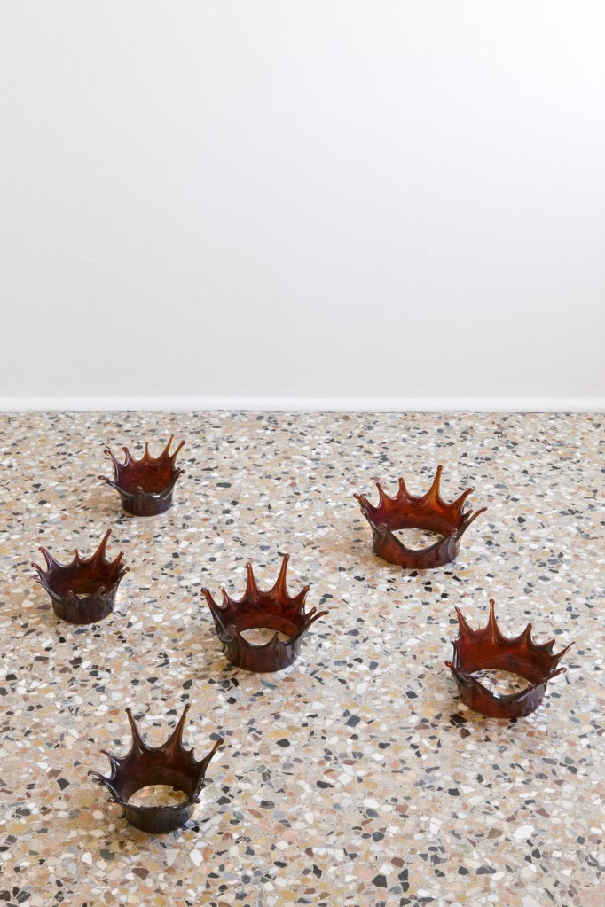 Mona Hatoum, A Bigger Splash
