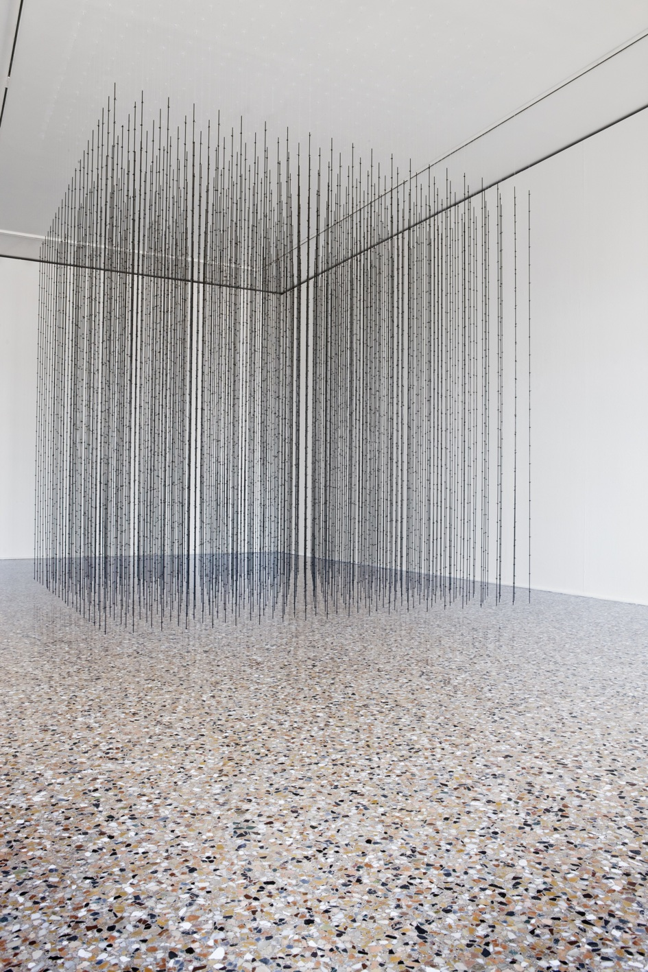 Mona Hatoum, Impenetrable