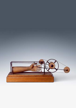 Alberto Giacometti, Main prise
