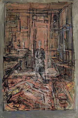 Alberto Giacometti, La mère de l'artiste